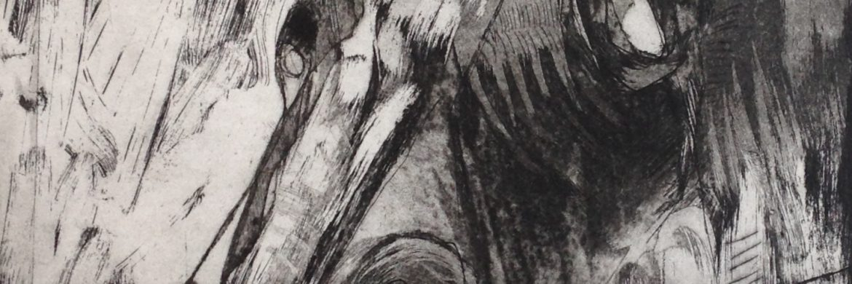 Portræt, hest II