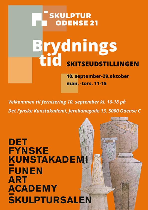 Jeg deltager i udstillingen Midt i en Brydningstid. IJeg har i samarbejde med Ida Guldhammer skabt en Urne for menneskeden.